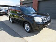 2011 Nissan X-Trail T31 MY11 ST (FWD) Black 6 Speed Manual Wagon Holden Hill Tea Tree Gully Area Preview