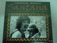 Santana - Transmission Impossible 3CD Set