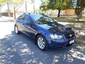 2006 Holden Commodore VE Omega Blue 4 Speed Automatic Sedan Somerton Park Holdfast Bay Preview