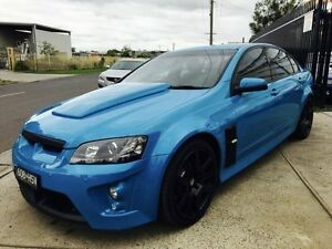 2007 Holden Special Vehicles Clubsport E Series R8 Blue 6 Speed Auto Active Sequential Sedan Brooklyn Brimbank Area Preview