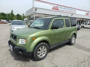 2006 Honda Element,LEATHER,4 YEARS POWERTRAIN WARRANTY AVAILABL
