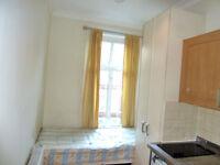 Studio flat in Lime Grove, Shepherds Bush, London W12