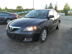 2008 Mazda Mazda3 GS *Ltd Avail* Kitchener / Waterloo Kitchener Area image 3