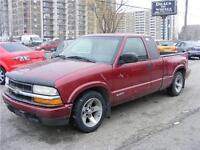 2003 S10 Extended Cab, Beautiful Little Truck