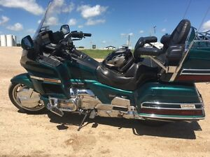 Honda Gold Wing Anniversary Edition Motorcycle for sale