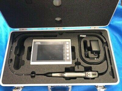 Storz 11301bnx Video Intubation Scope W Storz 8403zx Monitor