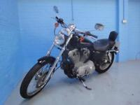 2004 HARLEY DAVIDSON XL883C SPORTSTER ONLY 5300 MILES