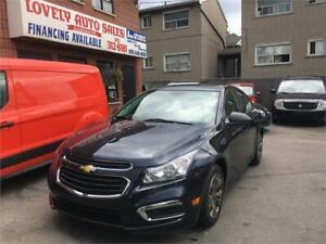 2015 Chevrolet Cruze 1LS
