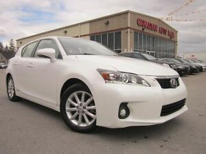 2013 Lexus CT 200h *** PAY ONLY $105.99 WEEKLY OAC ***