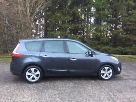 2011 61 RENAULT GRAND SCENIC 1.6 DYNAMIQUE TOMTOM ENERGY DCI S/S 5D 130 BHP 7 SE
