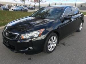 2010 HONDA ACCORD EX-L|ACCIDENT FREE|LEATHER|SUNROOF|AUDIO INPUT