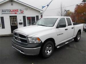 2012 Ram 1500 ST Sharp truck 4x4 2 year warranty included!!!!