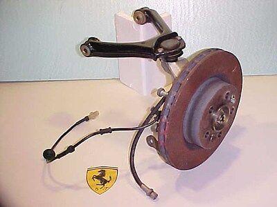 Ferrari 355 Suspension Steering Knuckle_Brake Rotor_Control Arm_ABS Sensor OEM