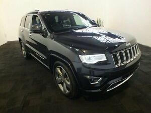 2015 Jeep Grand Cherokee WK MY15 Overland (4x4) Maximum Steel 8 Speed Automatic Wagon Clemton Park Canterbury Area Preview