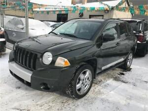 2007 Jeep Compass Limited 4x4, Clean CarProof