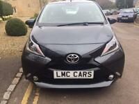 2015 (65) Toyota AYGO 1.0 VVT-i x-pression 1 OWNER IMMACULATE CONDITION ZERO TAX