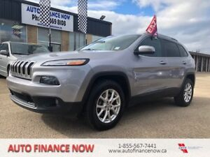 2014 Jeep Cherokee 4WD North 66 KMS CHEAPEST ON KIJI CHEAP PAYME