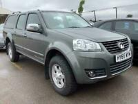 2015 Great Wall STEED 2.0 TD 143 BHP 4WD TRACKER EDITION DCB-PICK UP-CANOPY-9165