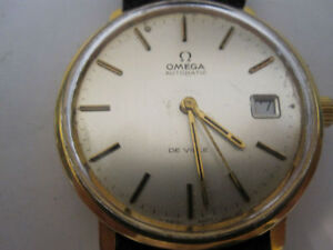 Omega Deville automatic vintage Date original (sell/trade)