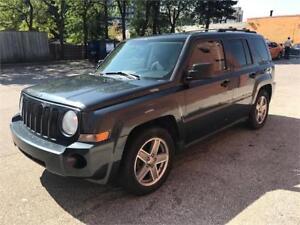 2008 Jeep Patriot Sport * ALLOYS, AUTO,168k, 4 CYL!!**