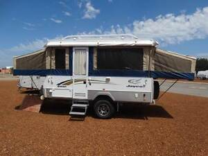 Jayco Swan Geraldton Geraldton City Preview