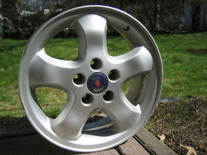 "4x Ronal 5-Spoke Saab 16"" Mags (ALU22) 5x110mm"
