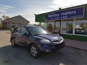 2007 Acura RDX Technology Pkg/ACCIDENT FREE/FRESH SAFETY!