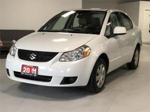 2011 Suzuki SX4 LE *BOXING DAY SALE*