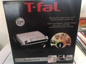 T-Fal Super Grill NEVER USED
