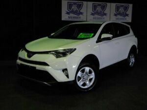 2018 Toyota RAV4 ZSA42R GX 2WD Glacier White 7 Speed Constant Variable Wagon Albion Park Rail Shellharbour Area Preview