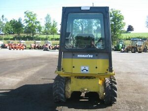 Komatsu D21A Rubber Track Dozer Cambridge Kitchener Area image 4