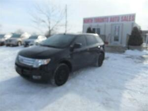 2010 Ford Edge SEL LEATHER// DUAL SUNROOFS /2 SETS OF WHEELS
