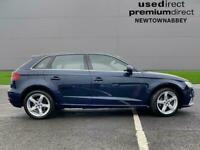 2018 Audi A3 1.6 Tdi 116 Sport 5Dr Hatchback Diesel Manual