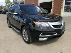 2013 Acura MDX Elite Package AWD