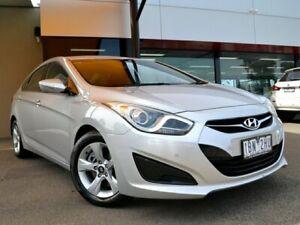 2014 Hyundai i40 VF2 Active Silver 6 Speed Sports Automatic Sedan Fawkner Moreland Area Preview