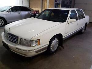 1999 Cadillac DeVille d'Elegance ONE OWNER NO ACCIDENTS