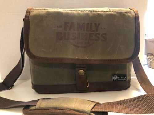 Family Business Brewery Growler-Crowler Insulated Bag - RARE - Supernatural Fans