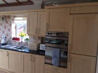 Kitchen with Granite worktops for sale