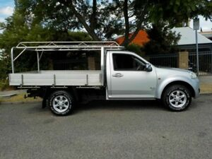 2012 Great Wall V240 K2 MY12 Silver 5 Speed Manual Cab Chassis