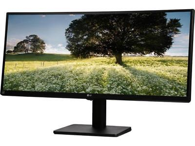 "LG 34UB67-B Black 34"" 21:9 UltraWide IPS LED Backlight LCD Monitor, DVI, HDMI, D"
