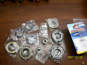 HONDA TRX 250 REAR DIFF BEARING & SEAL KIT NEW
