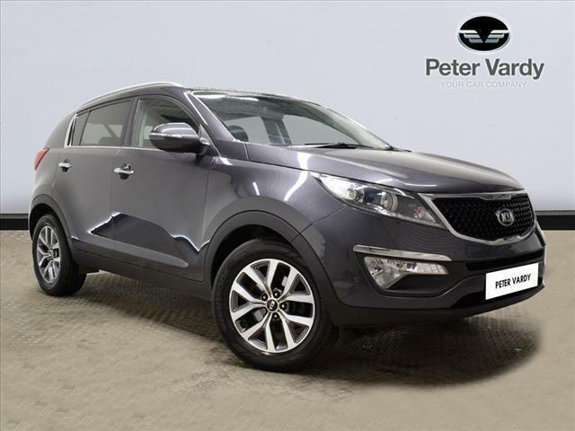 2014 kia sportage diesel estate in perth perth and. Black Bedroom Furniture Sets. Home Design Ideas