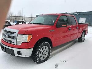2014 Ford F-150 XTR 5.0L V8 ~ Tow Package ~ Finance @ $233 B/W