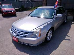 2007 Cadillac DTS CERTIFIED E-TESTED WARRANTY ONLY $77 BI-WKLY