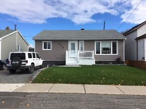 LOVELY BUNGALOW WITH SEVERAL UPGRADES TIMMINS ON