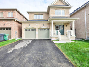 Stunning 6 Months New Detached 4 Bedroom Home In Caledon!