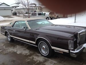 1978 Lincoln Mark Series Coupe (2 door)