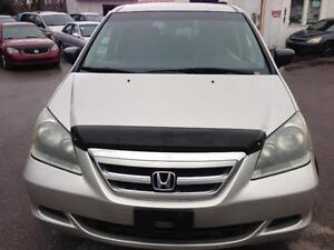2007 Honda Odyssey LX, 7 PASS,PW,PL,AC,CERTIFIED AND E-TEST