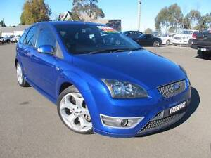 2007 Ford Focus XR5 TURBO Medlow Bath Blue Mountains Preview