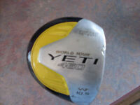Right Handed Yeti 460 Driver